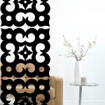 Global Chic trend Moroccan art room panels by WallPops