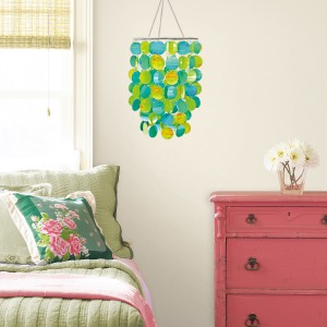 WallPops coupon code for Black Friday Savings for this beautiful chandelier