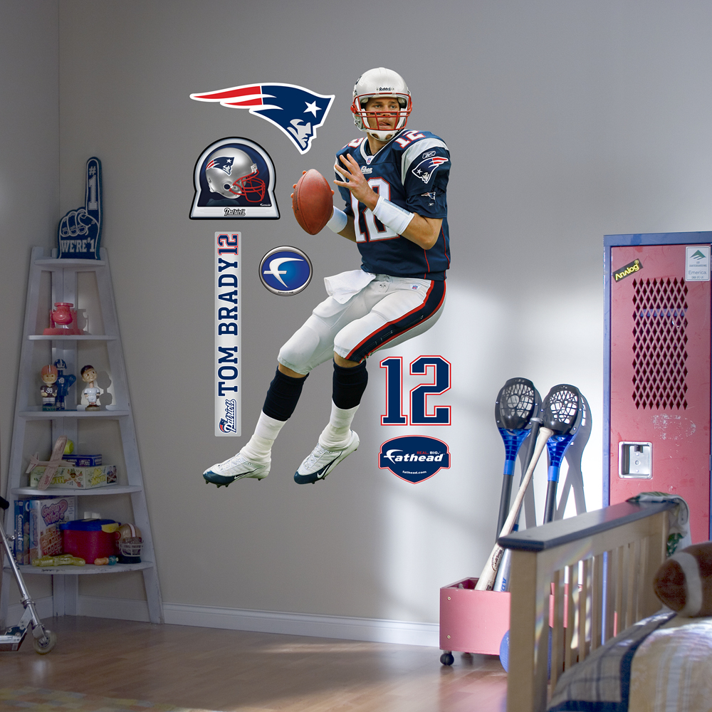 Best Gift for a Guy 2012 Fathead Wall Decals