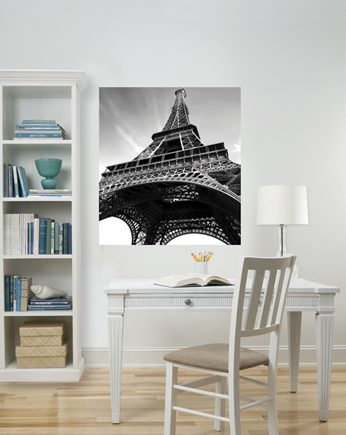 Paris Wall Art from WallPops Peel and Stick
