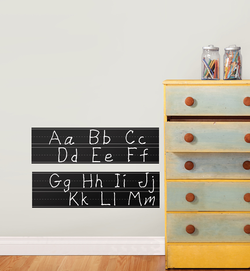 WallPops Chalk Decal Learn To Write