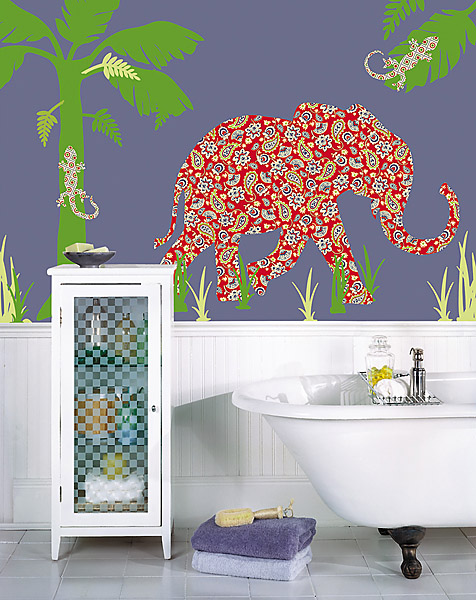 Elephant Wall Decal by WallPops