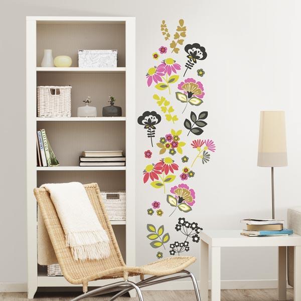 floral decals