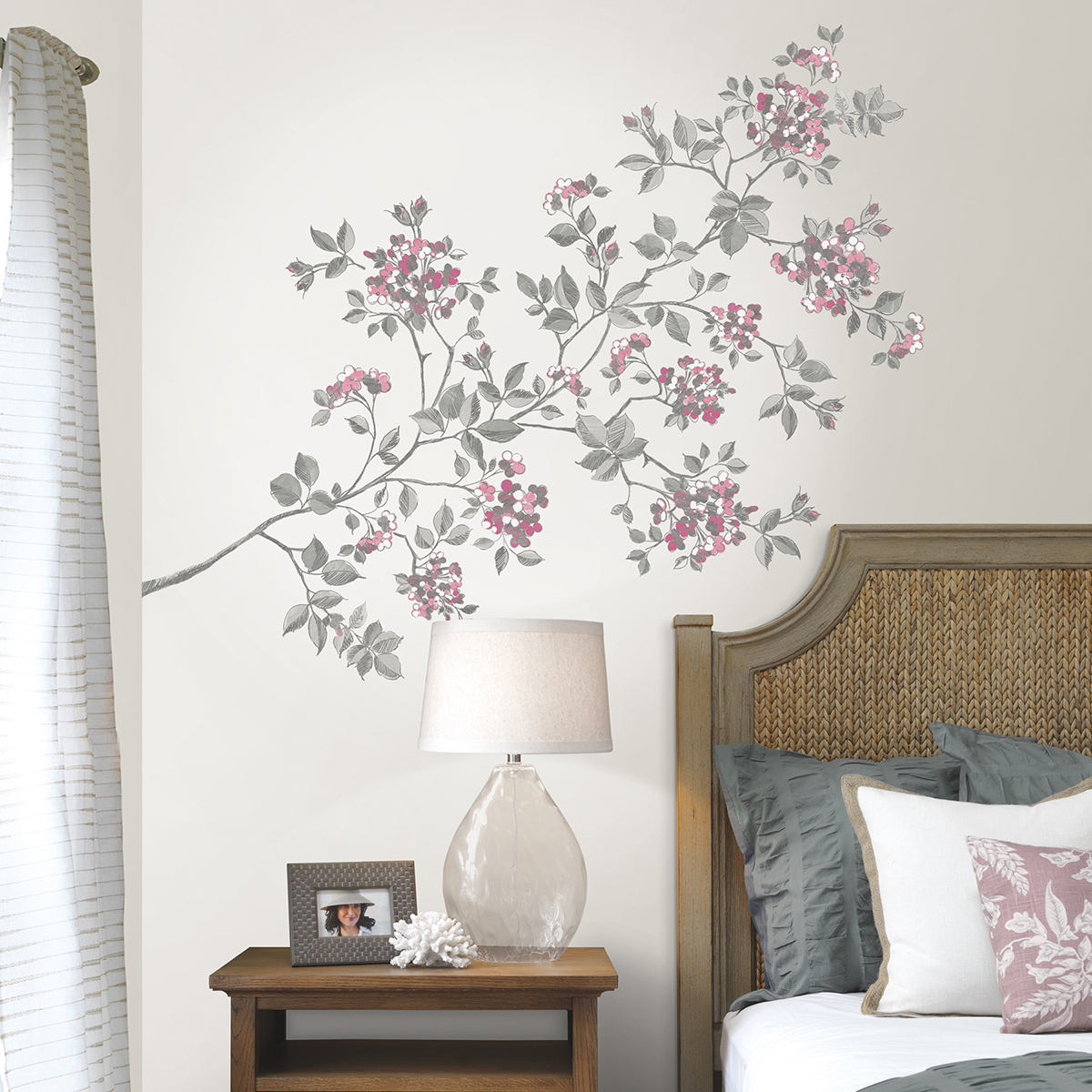 cherry blossom decals
