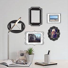 Peel & Stick Wall Frames