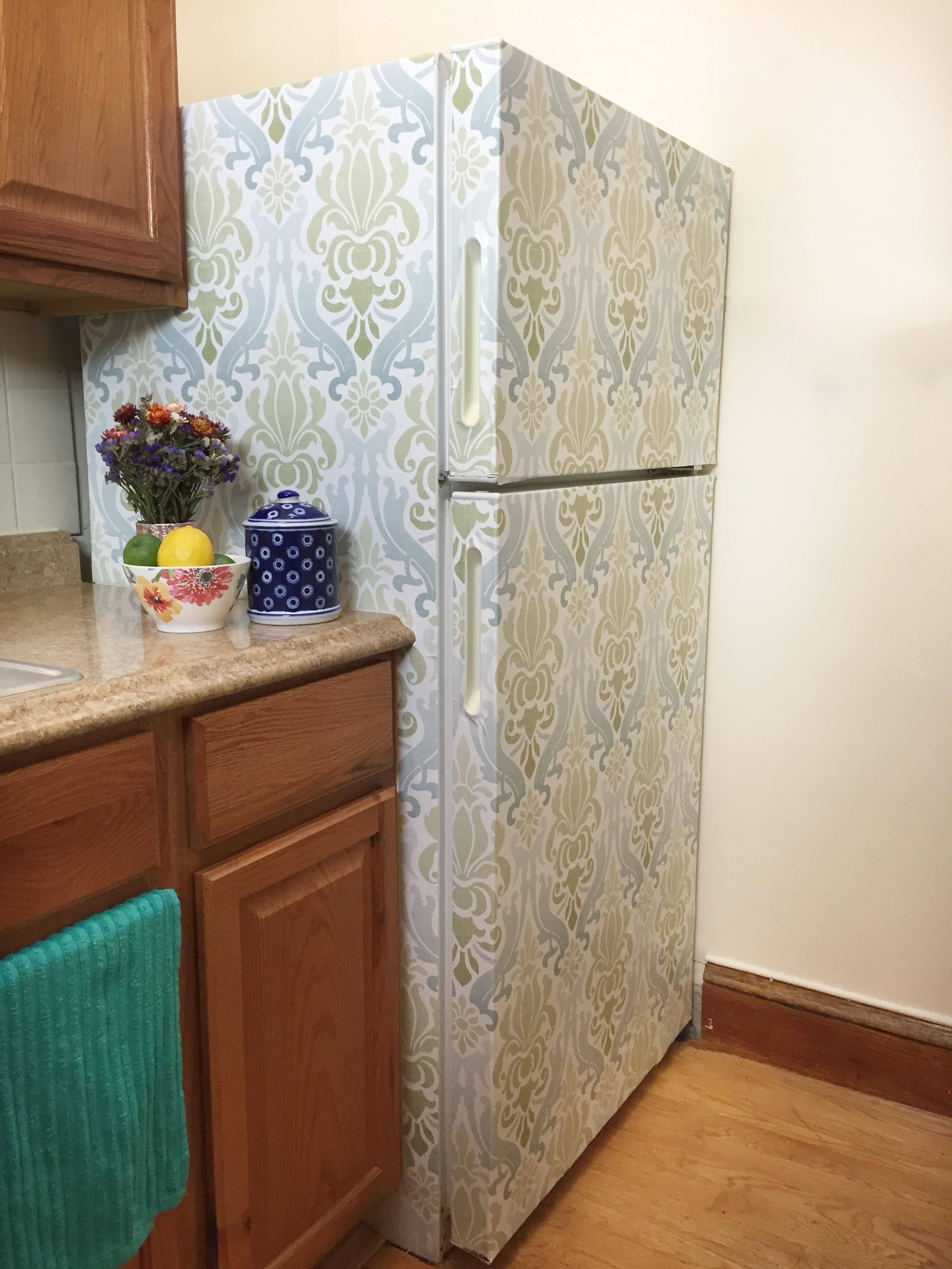 refrigerator update