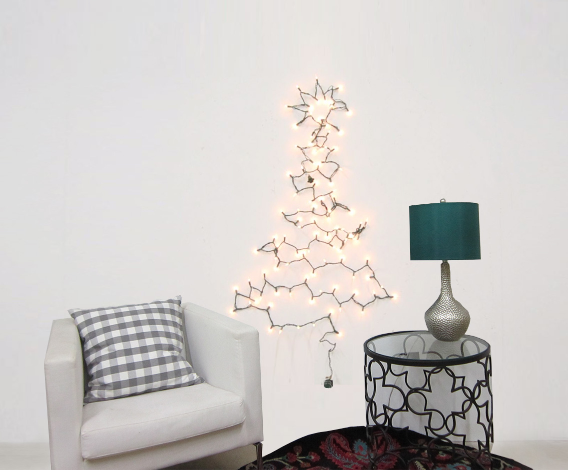 christmas ligtht tree