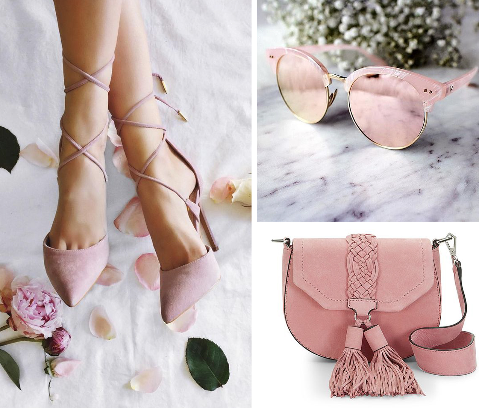 pink accesories