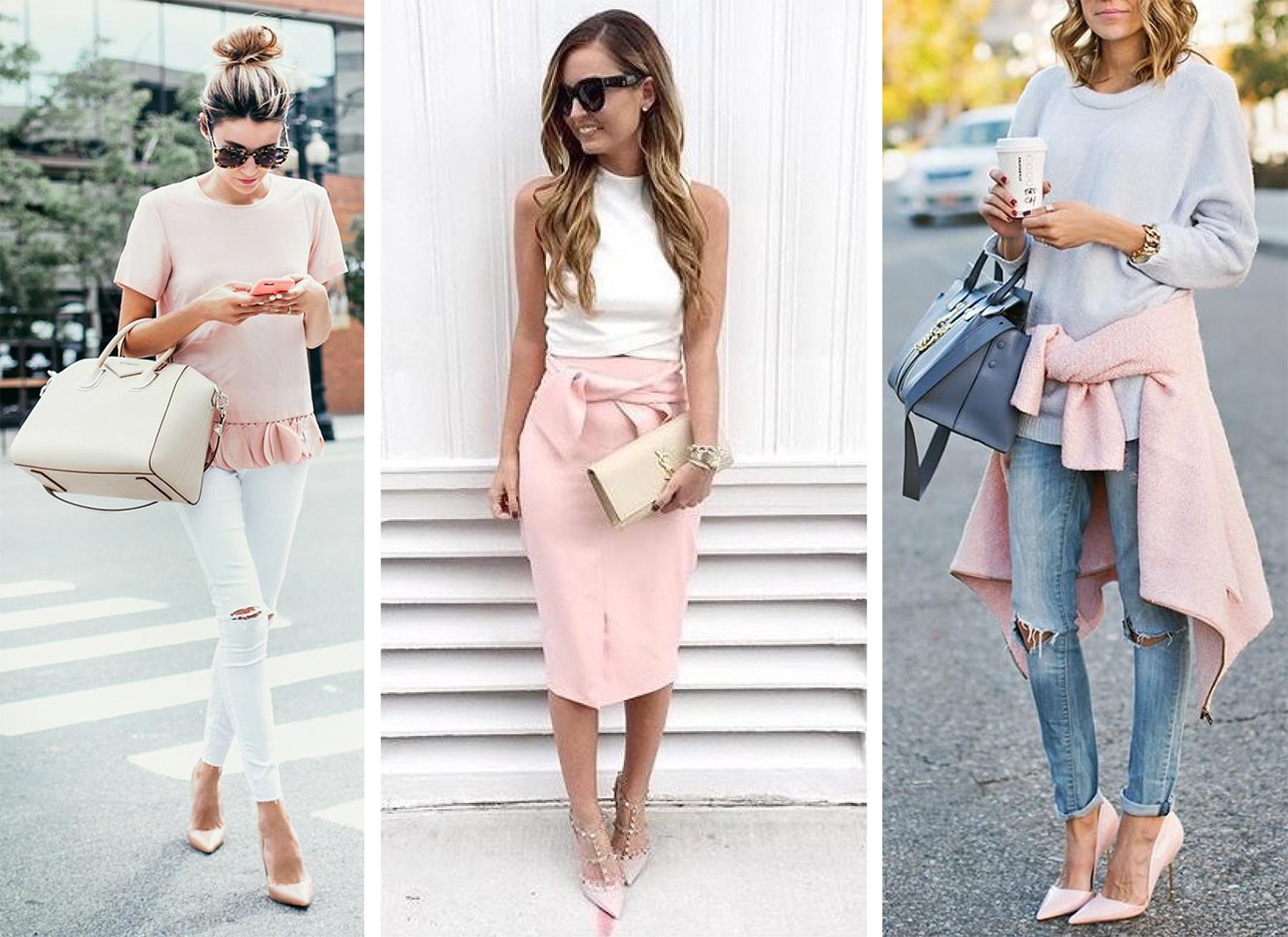 pink fashion 2016