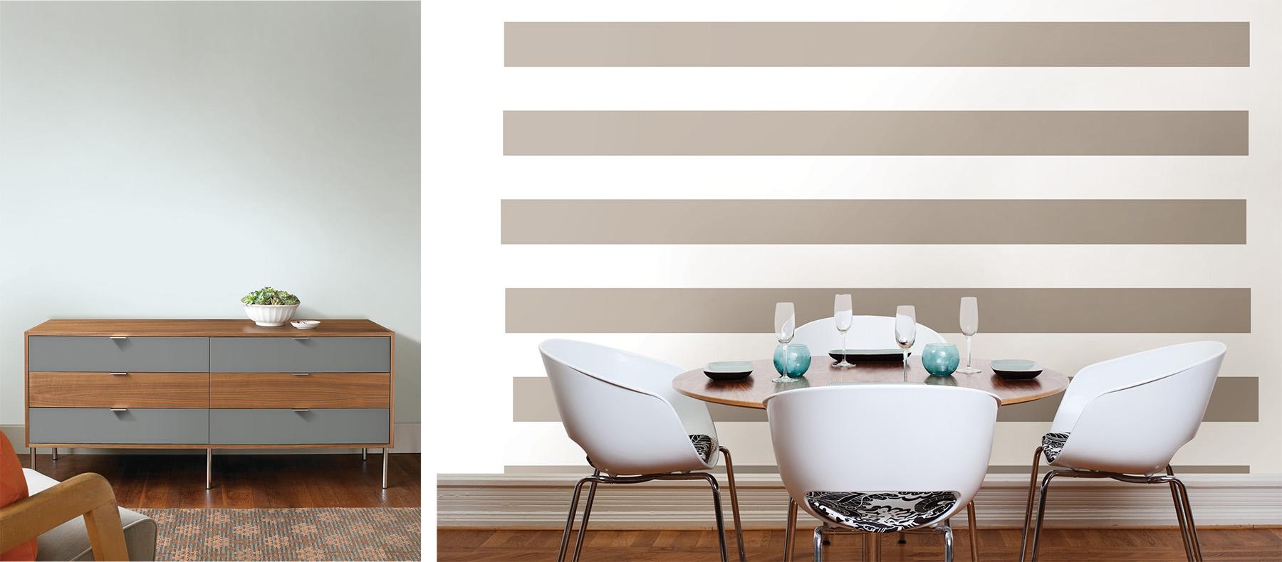 wall stripes