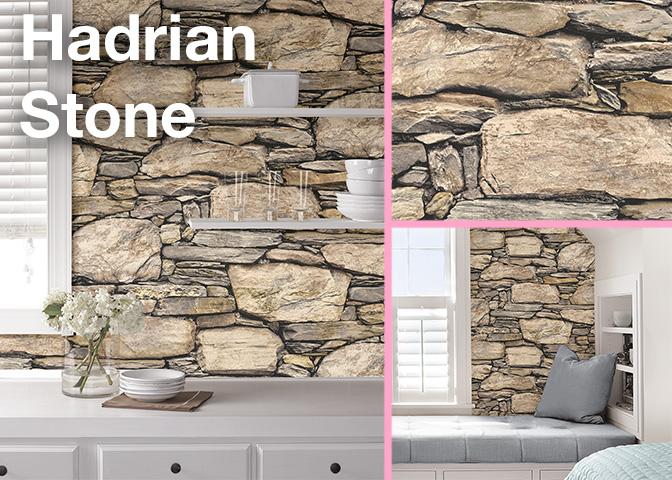 Hadrian Stone NuWallpaper